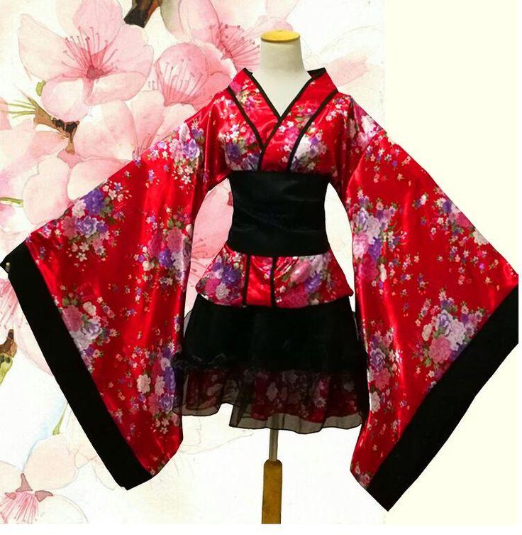 les 25 meilleures id es concernant v tements japonais sur pinterest kimono japonais et fille. Black Bedroom Furniture Sets. Home Design Ideas