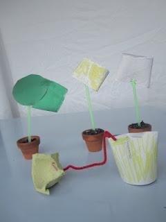 Plants vs Zombies knutselen