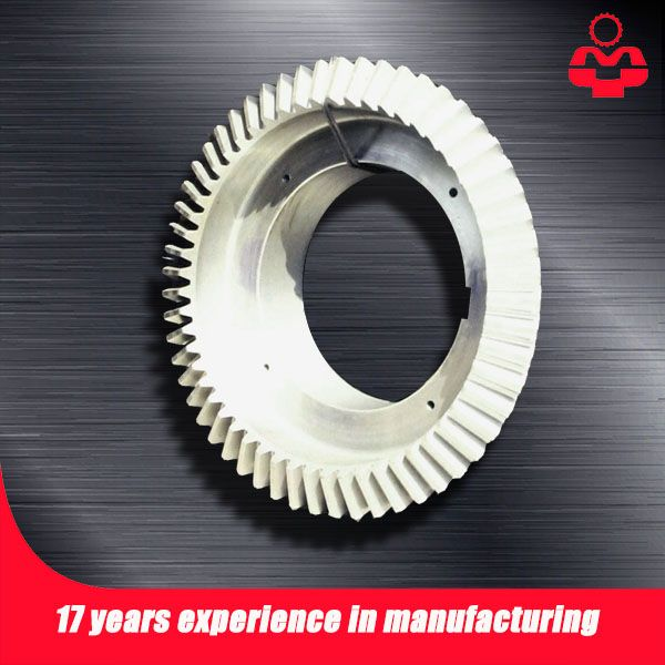 Engranajes cónicos helicoidales http://www.gear-ring.es/product/show-4-spiral-bevel-gear.html
