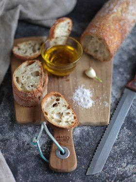 про самый простой и самый чудесный во вселенной хлеб!)