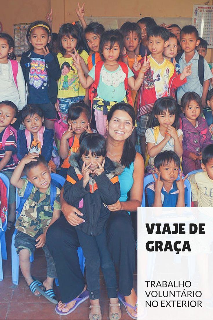 Trabalho voluntário no exterior: onde pesquisar, como funciona e as melhores opções pra quem está disposto a trabalhar algumas horas em troca de hospedagem.
