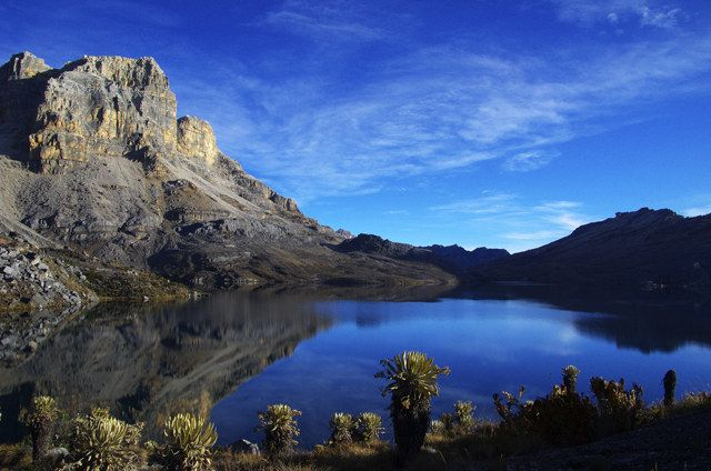 And time to hike up again to the Cocuy