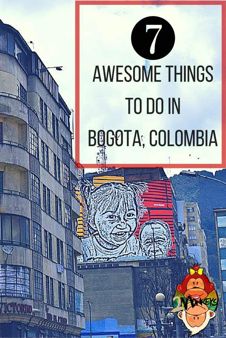 Visit TravelnPleasure.Com 7 Awesome things to do in Bogotá | Two Monkeys Travel
