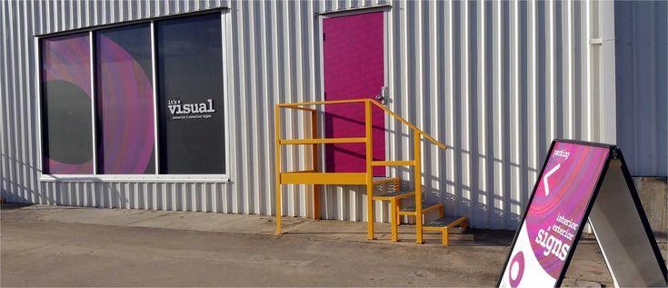 Creative Exterior Signs design Company