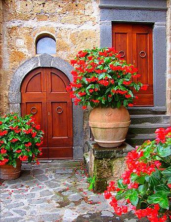 Civita di Bagnoregio is a town in the Province of Viterbo in central Italy, a