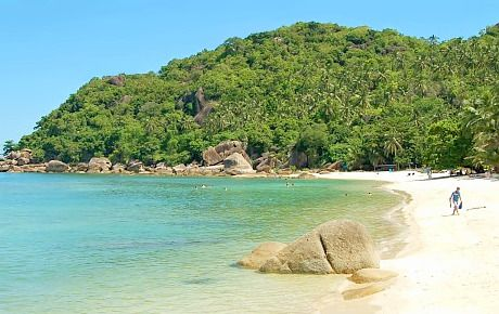Koh Samui hotels - Koh Tao and Koh Phangan islands in Southeast Thailand
