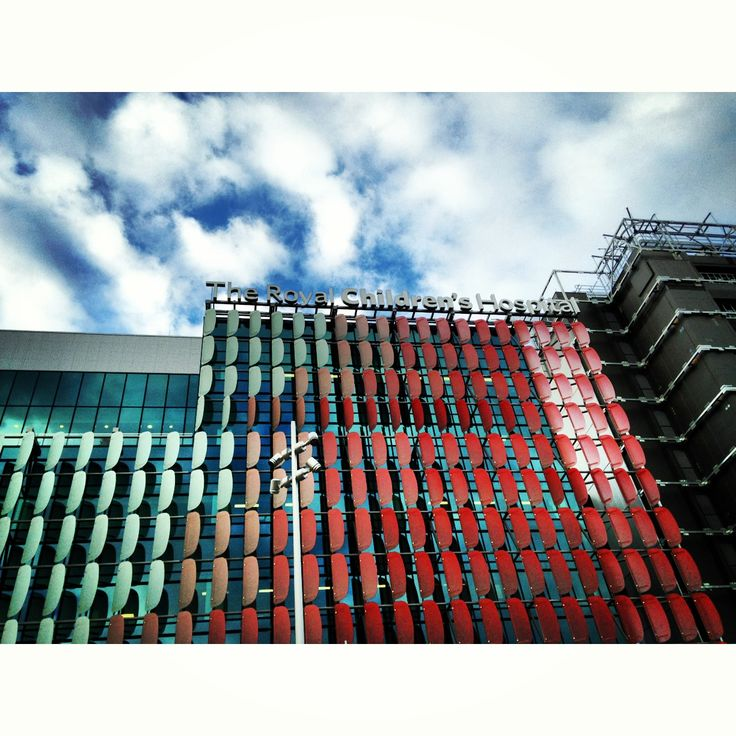 Royal Children's Hospital, Melbourne