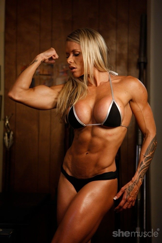 She Muscle Hunter 61