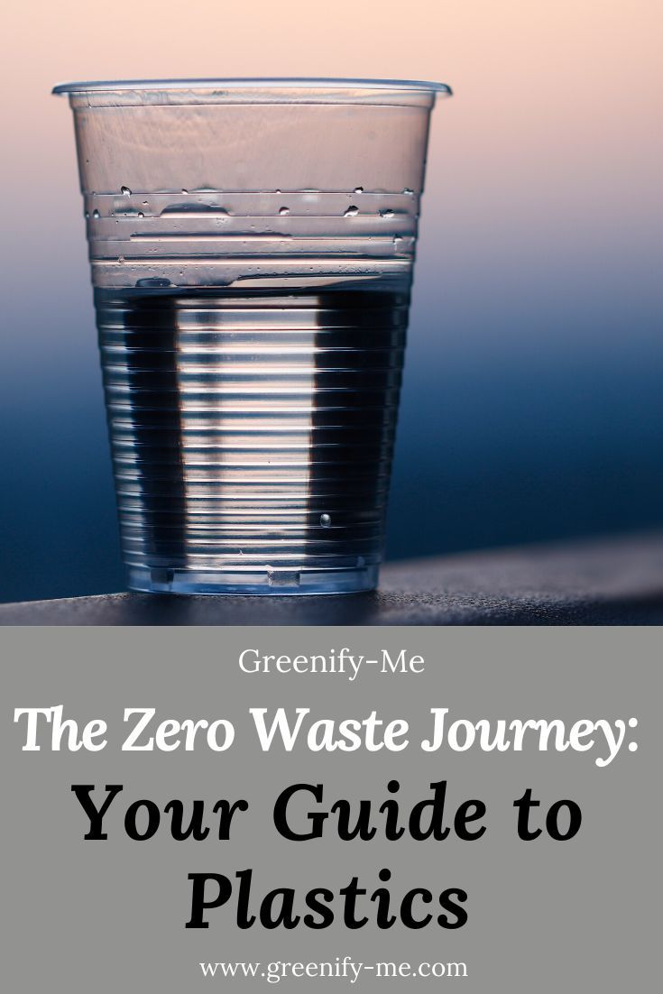 The Zero Waste Journey Your Guide To Plastics With Images