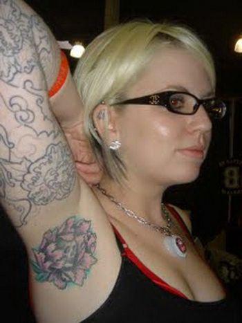 37 best Armpit Hair Tattoo images on Pinterest | Armpit ...
