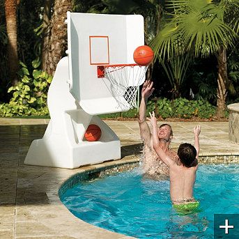 Image Detail For  Cool Swimming Pool Toys And Games: 7 Must Haveu0027s For. Basketball  HoopBasketball ...