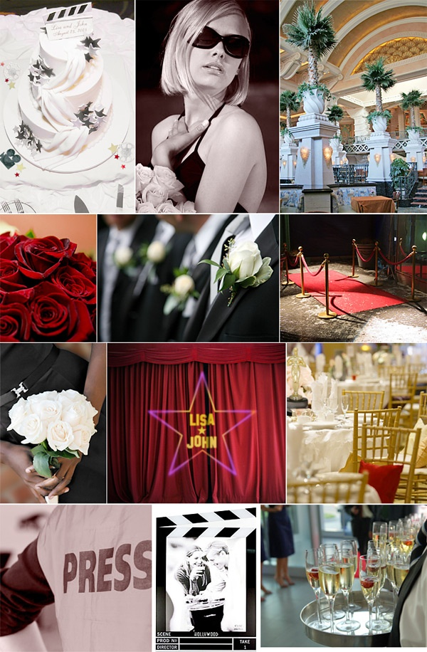 54 Best Images About Old Hollywood Glamour Theme Weddings