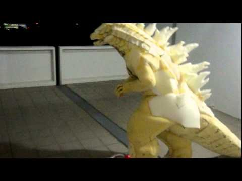 Making An Amazing Godzilla Costume | Make: DIY Projects, How-Tos, Electronics, Crafts and Ideas for Makers
