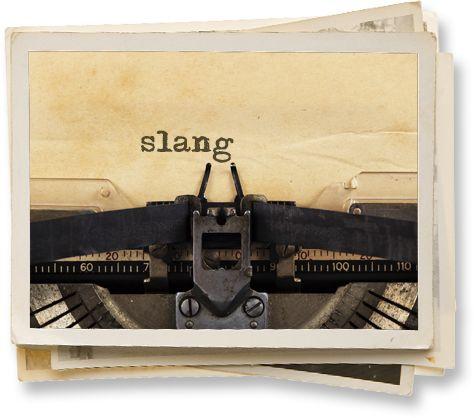 1930s London Slang