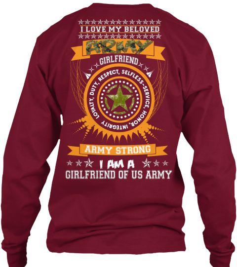 ARMY GIRLFRIEND..https://teespring.com/proud-army-girlfriend-shirt-14