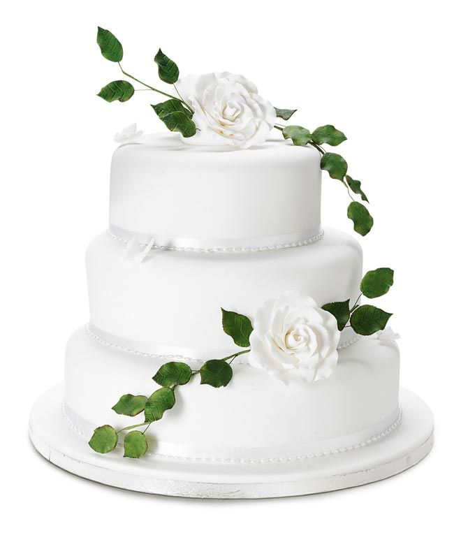 green leaf wedding cake | How Choose High Street...