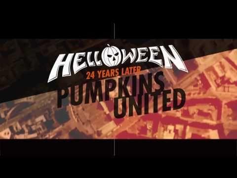 PUMPKINS UNITED: ¡HELLOWEEN girará con Kai Hansen y Michael Kiske como invitados!   PowerMetal.cl