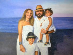 Guess what! Mother's Day again! Have you forgotten? Here is an idea: http://blog.lovecustomart.com/mothers-day-forgotten/ Get a gift certificate for hand painted portraits