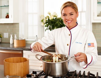 rI pinned this from the Cat Cora - Celebrity Cookware, Knives & Utensils event at Joss and Main!