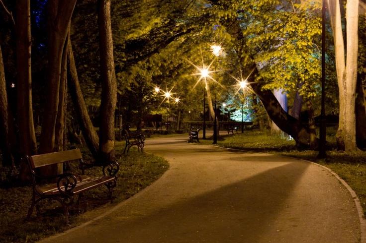 #Wejherowo - Park im Majkowskiego  #CITY #PARK photo by Jarosław Okoń