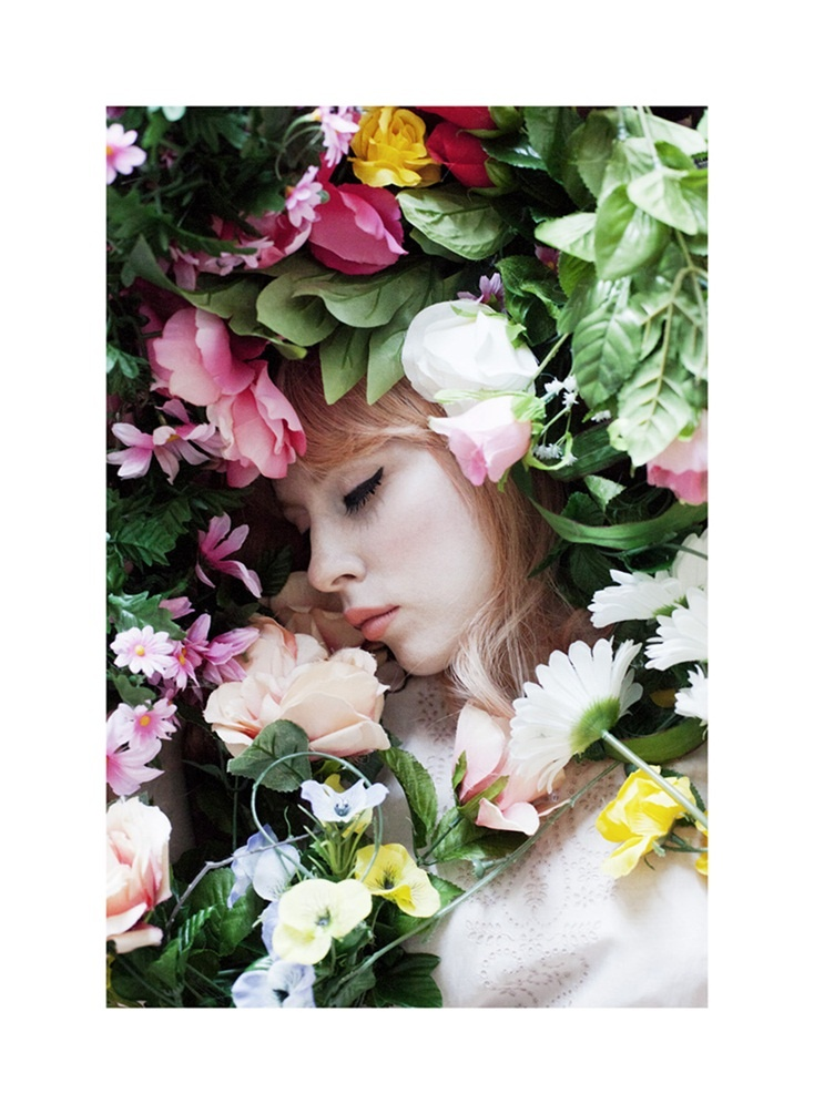 inspiration -  hannah and landon blogSleep Beautiful, Colors Flower, Audrey Grace, Art Photography, Agnes Thor, Flower Power, Flower Beds, Flower Girls, Floral