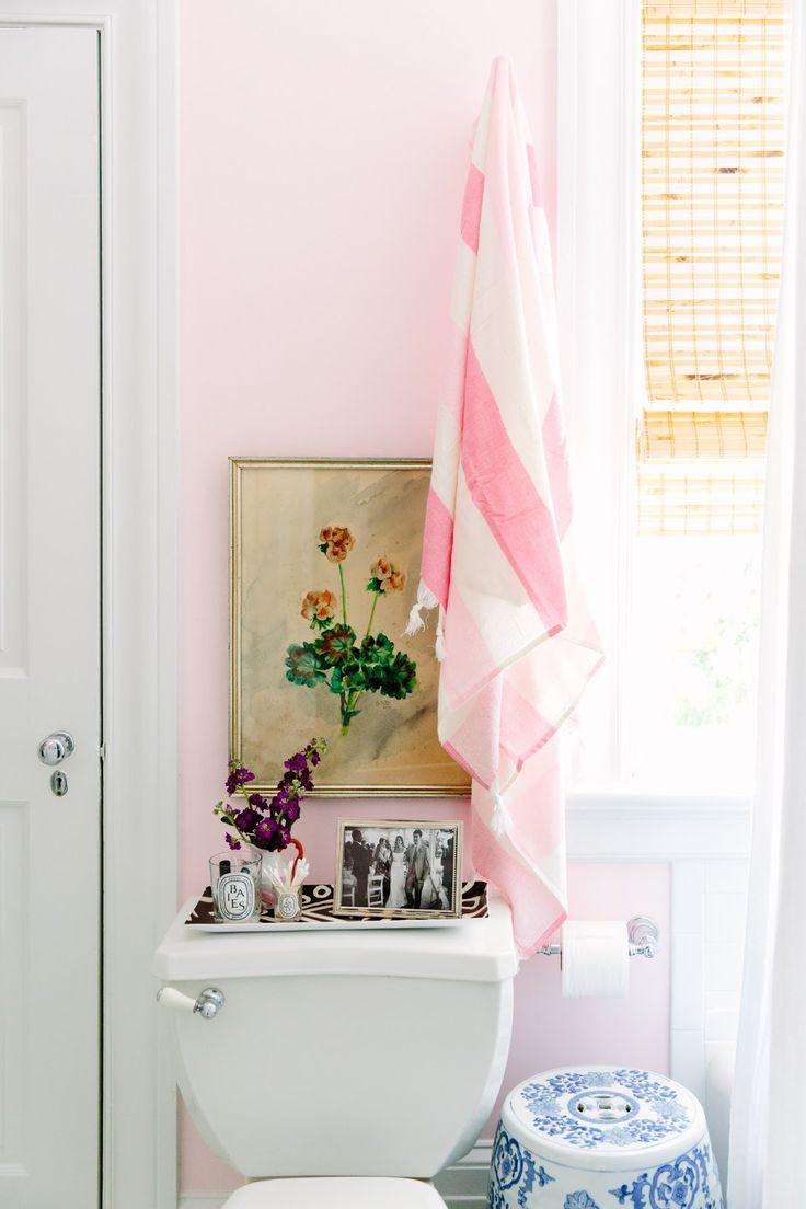 374 best bathrooms images on pinterest bathroom ideas beautiful pink bathroom