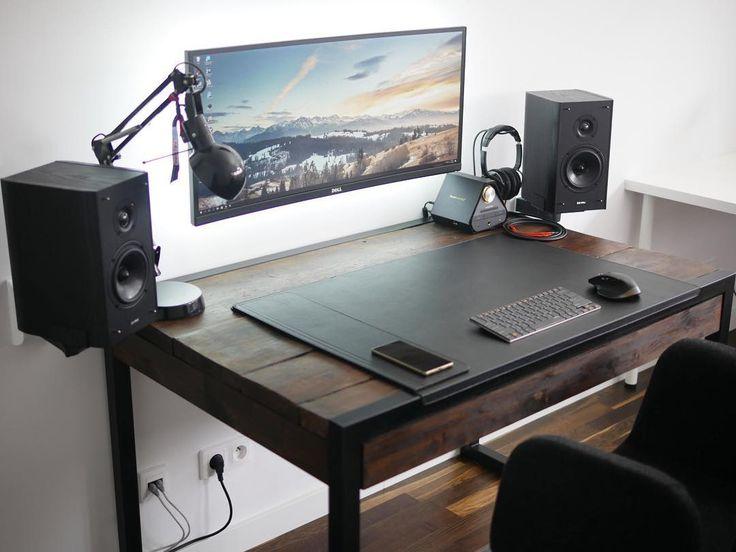 18 best wish list images on pinterest desk setup pc setup and office desks