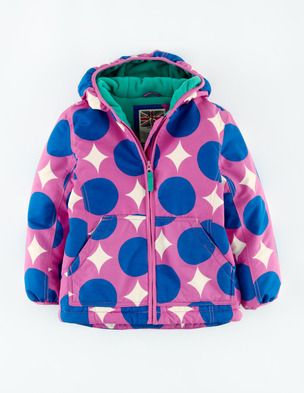 Fleece Lined Anorak 35104 Coats & Snowsuits at Boden