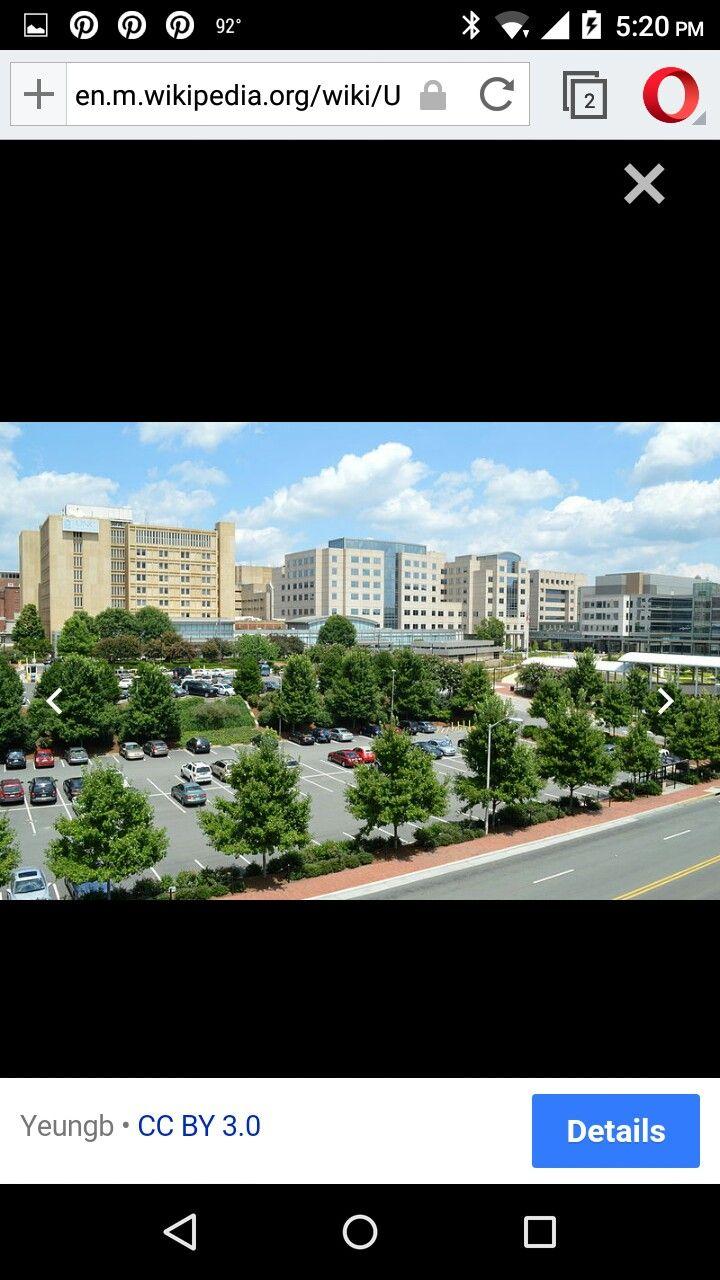 UNC Chapel Hill Hospital
