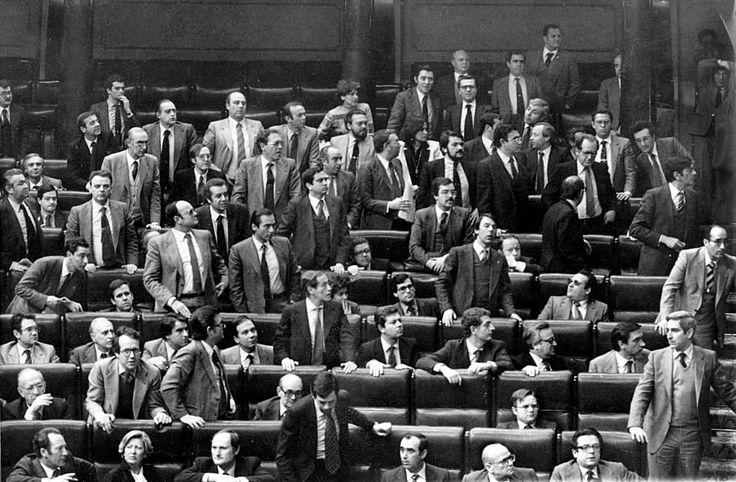 El 23 de febrero de 1981 tuvo lugar el intento fallido de golpe de estado en el Congreso de los Diputados. Hoy se cumplen 35 años del famoso  ¡quieto todo el mundo!  que pronunció el teniente coronel Antonio Tejero