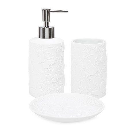 Accessoires de salle de bain sur: http://www.pierreetgalet.com/25-les ...