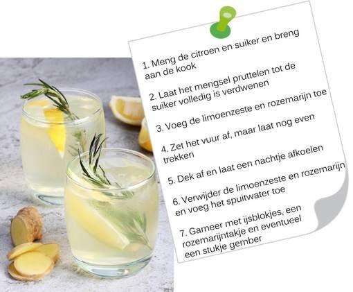 Ook een leuk feestje voor de BOB: dit zijn de lekkerste alcoholvrije drankjes - HLN.be