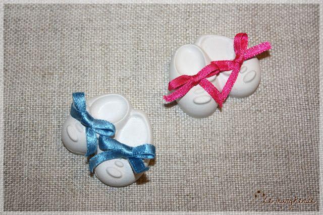 Le Margherite.: Soggetti nascita in polvere di ceramica