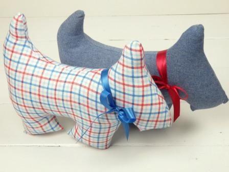 Doggie shaped Cushions