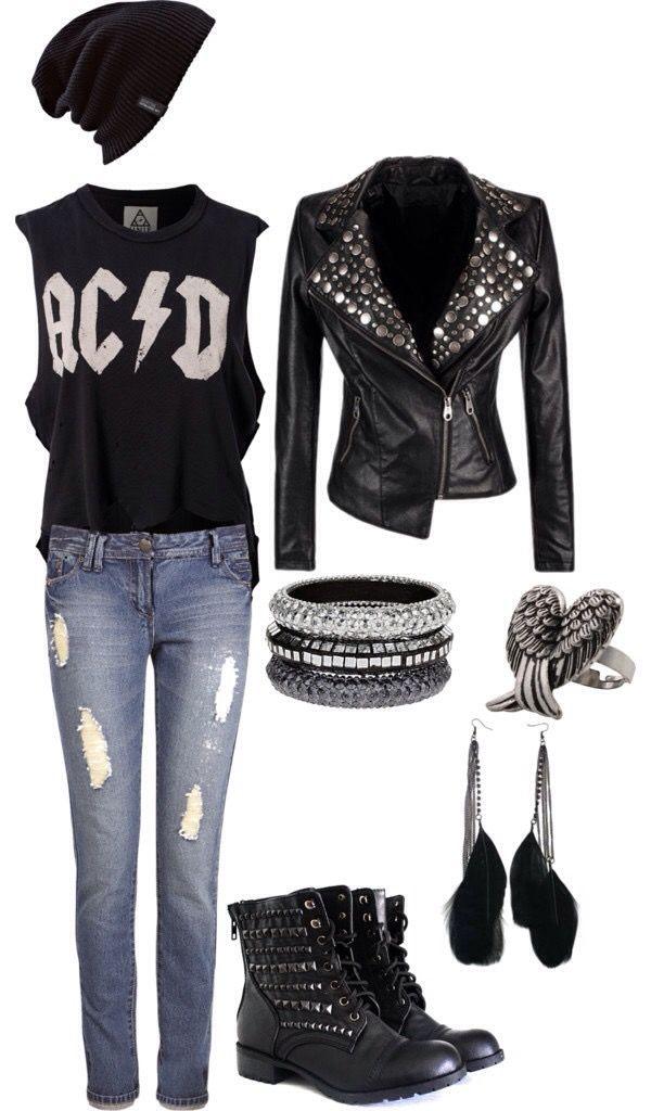 17 Best ideas about Badass Outfit on Pinterest | Womenu0026#39;s ...