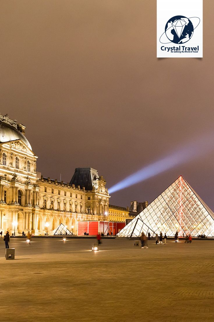 Do museums bother you? The Louvre will not! The best part is - limited time and 35,000 mesmerizing works of art. Book #Paris #Deals now.