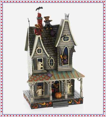 114 Best Images About HAUNTED MINIATURE HOUSES On