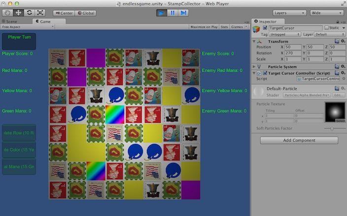 Candry crush tutorial and GRID creation