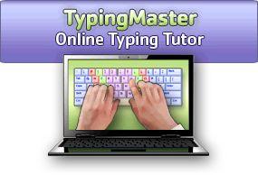 Online Typing Tutor