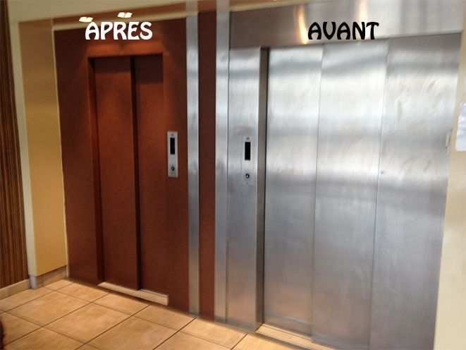Top rnovation de meubles et duespaces sogfab with adhesif - Placage meuble autocollant ...