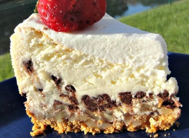 ... Cheesecake no Pinterest | Receitas de cheesecake, Mascarpone e