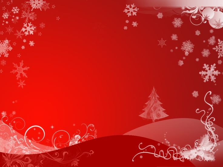 red christmas background Wallpaper HD Wallpaper
