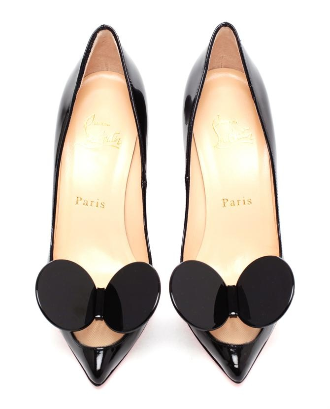 Christian Louboutin Madame Mouse pumps... I mean, clearly, these are a must-own!