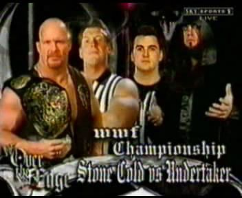 Over the Edge Owen Hart | Over The Edge 1999 - Steve Austin vs. Undertaker