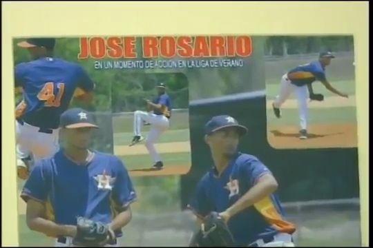 Joven Prospecto Lanzador De Los Astros De Houston Falleció En Un Accidente De Tránsito #Video