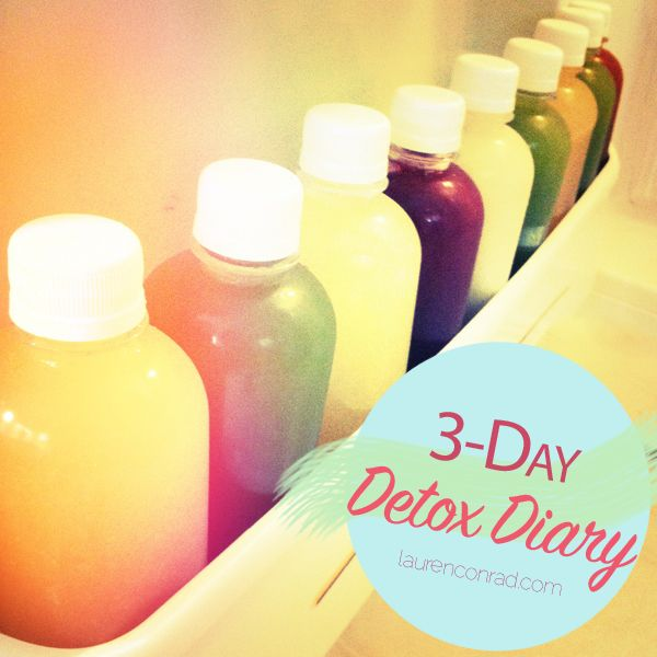 Detox Diary: My 3-Day Juice Cleanse Seriously might have to try this! In need of a body cleanse
