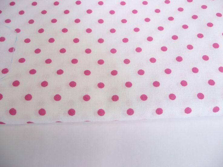 16. Fuchsia dots