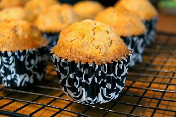 Répás-ananászos muffin - MINDENMENTES