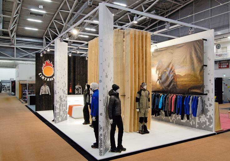 Auf der internationalen Leitmesse für das Sport Business zeigte sich der isländische Outdoor Bekleidungshersteller in München.