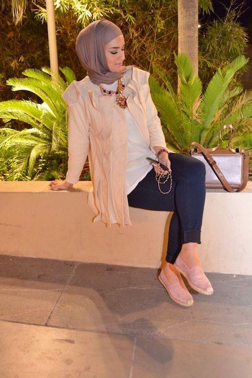 islamic style .. Hijab fashion